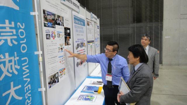 COC+ 事業特別プロジェクトの成果を発表