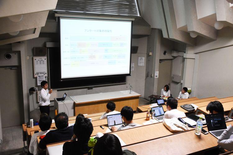 古賀研究室の村本さんが若手優秀発表賞を受賞